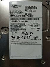 IBM TotalStorage HDD Fibre Channel 73GB  15Krpm with tray.  P/N: 24P3742