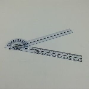 Ne finger joint ruler Goniometer Angle Ruler orthopedics ruler tool instruments