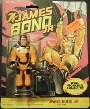 "HASBRO JAMES BOND JR - 5"" JAMES JR FLIGHT GEAR FIGURE NEW SEALED"