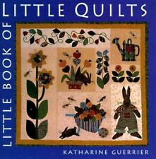 Little Book of Little Quilts