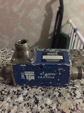 DCS 207 2.6 5.2GHZ DIRECTIONAL COUPLER Microwave Microonde Oscilloscopio Spettro