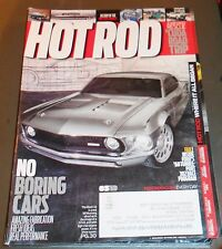 HOT ROD MAGAZINE May 2013- Ford's '68 Tunnel Port, Meyer's Manx. 'Cuda Road trip
