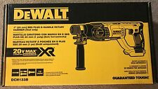 """NEW!! DeWALT DCH133B 20V Max XR 1"""" SDS Plus D-Handle Rotary Hammer!!TOOL ONLY!!"""