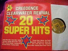 Creedence Clearwater Revival - 20 Super Hits  Vol. II    German Bellaphon    LP