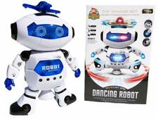 Electronic Walking Dancing Robot Toy - Toddler Toys - 3+ years.