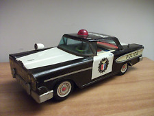 EDSEL COUPE HARDTOP 2 DOOR1958-60ford POLICE USA latta-tinSCALA1/14 japan anni60