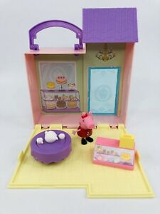 Peppa Pig Bakery Shop Little Places Playset
