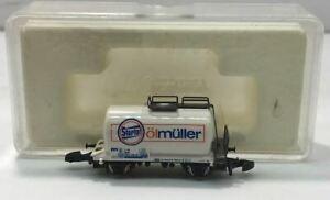 "Marklin 87711 Z Scale Olmuller ""Startol"" Tank Car/Wagon EX/Box"