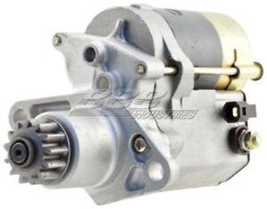 Precision Parts TOS743 Starter Motor Reman