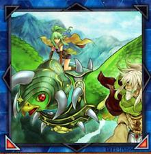 Yu-Gi-Oh! Ritual Beast Ulti-Kimunfalcos, EXFO-DE096 Deutsch 1.Auflage Rare Link
