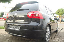 VW Golf MK5 (Edition 30 Look) - Rear Lip Bumper Spoiler Diffuser Add On