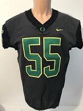 NEW Oregon Ducks Nike Authentic Team Issued 2017 Football Jersey Men's Large