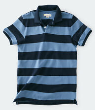 aeropostale mens striped piquac polo
