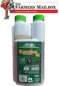 Kamba M Broadleaf Herbicide Dicamba/MCPA 1 Litre