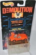 Demolition Man - PONTIAC SALSA - 1:64 Hot Wheels 1993