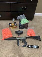 Spyder Mr1 paintball gun