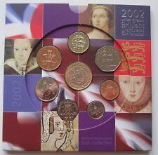 United Kingdom / Great Britain MS132 mint set 2002