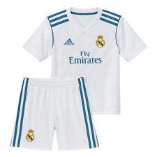 Maglie da calcio di squadre spagnole completo lunghezza manica manica corta Real Madrid