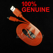 Original JBL Micro USB Fast Charger Flat Cable Cord for Charge 3+ Flip 4 Speaker