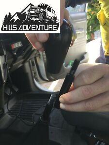 "Fits Nissan GQ GU Patrol Gear Stick Extension M10x1.25 Shift Extender  3"" 76mm"