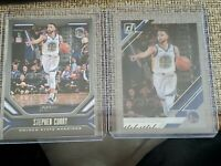 2019-20 Panini Steph Curry Lot 3x Golden State Warriors