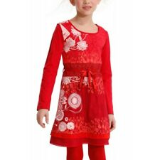 Brand New Desigual kids collection motif elegant comfortable cotton 4 year