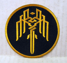 "DRAGON AGE 2 Game KIRKWALL Logo 3"" Embroidered Patch- USA Mailed (DAPA-003)"