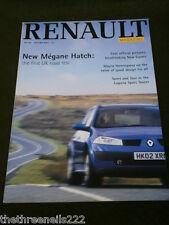 RENAULT #160 - MEGANE HATCH - AUTUMN 2002