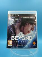 jeu video sony playstation 3 ps3 complet PAL beyond two souls