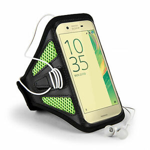 For iPhone 13 Pro / 13 / 12 Pro / 12 / 11 Running Sport Mesh Armband Case Cover