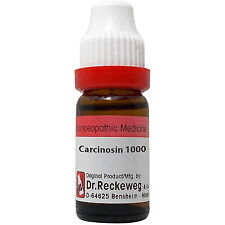 2 X Dr. Reckeweg Carcinosin 1000 CH (11ml) + FREE SHIPPING WORLDWIDE (PACK OF 2)