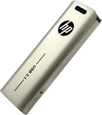 HP USB 3.1 128GB USB Flash Drive X796 Metallic HPFD796L-128