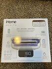 iHome Health POWERUVC PRO 360° UV-C Sanitizer Bluetooth Speaker - NEW