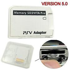 SD2VITA V5.0 PSVITA Micro SD Memory Card Adapter for PS Vita Enso Henkaku 3.60