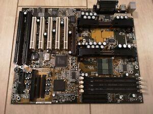 30 MSI MS6120 Mainboard (auch für 3dfx) für Dual CPU Pentium 2/3