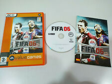 Fifa 06 EA Sports Ronaldinho - Juego para PC DVD-Rom España - 3T