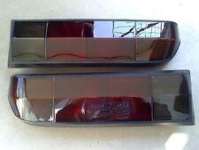 Schwarz rot Rückleuchten Lasierung Lasur Lasieren Ihrer Opel Manta B Rücklichter