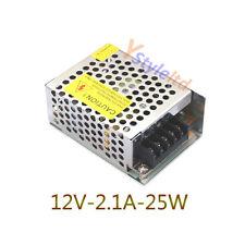 25W LED Power Supply Driver 110V-220V TO DC12V  2.1A For LED Light Lamp Strips
