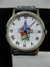 Hard Rock Cafe 1996, 25 Years Heart/Dagger Men's Wrist WATCH Untested