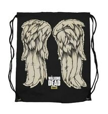 Daryl Dixon Wings The Walking Dead Cinch Bag
