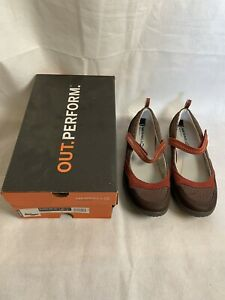 Merrell Womens Shoes Size US 10 UK 7.5 Brown Performance Footwear Casual Walk