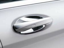 OEM GENUINE MERCEDES BENZ CHROME DOOR HANDLE INSERTS 16-UP GLE COUPE C292
