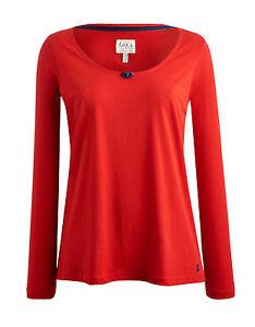 JOULES Shirt rot mit blauer Schleife Gr. XXS - XXL  NEU