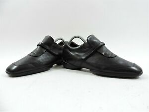 Tods Shoes Ladies Womens Shoes Black leather Flats Loafers UK 3 US 4 EU 36