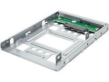 """Rosewill 2.5"""" SSD To 3.5"""" SATA Hard Disk Drive HDD Adapter RSA-HA001"""