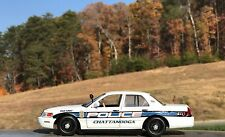 Chattanooga Tennessee Police Department DUI diecast car Motormax 1:24 scale