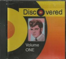 Discovered - CD - Volume One  - BRAND NEW