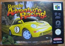 BEETLE ADVENTURE RACING NINTENDO 64 ENGLISH EDITION