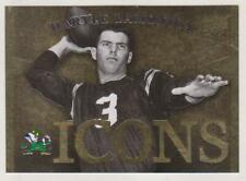 2013 Upper Deck Notre Dame Football Icons Daryle Lamonica #I-DL