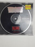 PC CD ROM Warcraft Orcs & Humans 1995